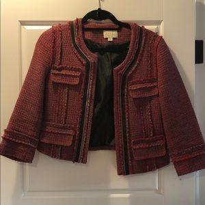 Hinge 3/4 length jacket